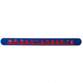 Лінійка-браслет Kite 30 см синя K20-019-1, 46074