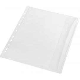 Файл А4 з клапаном ПВХ 100 мкм Tascom 1040-Ф, 861085